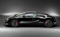 Bugatti Veyron Grand Sport Vitesse w wersji Black Bess - MotoTabu