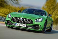 Prijzen nieuwe versies Mercedes-AMG GT bekend - Autonieuws | Autokopen.nl
