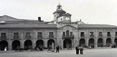 Asturianos en el Pasado: Edificios