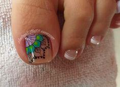 Pedicure Nails, Toe Nails, Toe Nail Designs, Nail Decorations, Make Up, Nail Art, Dani, Toenails, Nail Arts