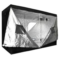 Growing Tents - Pin it :-) Follow us :-)) zGardensupply.com is your Garden Supply Gallery ;) CLICK IMAGE TWICE for Pricing and Info SEE A LARGER SELECTION of growing tents at http://zgardensupply.com/category/garden-supply-categories/plant-germination-equipment/growing-tents/  - garden, gardening, gardening gear - Reflective Hydroponic Tent/Box for Indoor Plant Growing – 118x60x78 « zGardenSupply