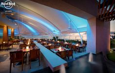 Delicious meals with views you'll love.Cenas espectaculares con vistas inolvidables.