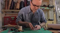 Hand and Sew Leather Goods:  A short film showcasing the thought and development behind Hand and Sew's leather products.  http://www.handandsew.com http://www.facebook.com/HandandSew  Produced by: Camvy Company Films http://www.facebook.com/CamvyCompanyF...  Music: A Walk by Tycho  Music Editor: Jason Miller  http://www.jasonroymiller.com