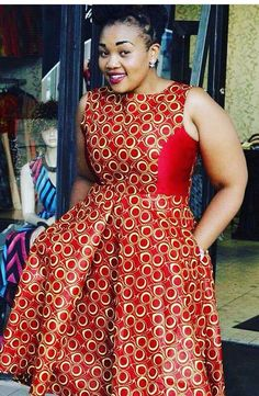 african prints in fashion BIG HIPS - Google Search