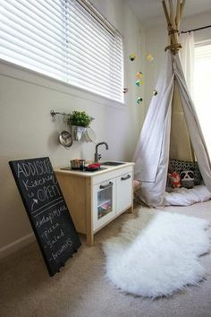 This Cool Kids' Room Has One Dramatic Feature That Really Makes It Stand Out   The Stir