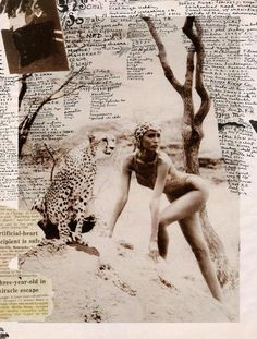 peter beard | photography | man vs wild | shooting in africa | safari | www.republicofyou.com.au