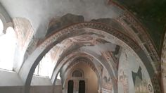 Monastero di Santa Scolastica chiostro gotico; fine 200 inizi 300.