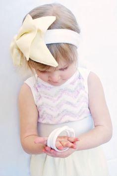 Big bow tutorial - Love Stitched