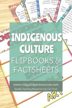 This activity bundle, great for inclusion in NAIDOC week and Reconciliation Week activities, is jam-packed with quality resources that will support you in teaching your students about Australian Aboriginal and Torres Strait Islander history and culture without having to leave your classroom! The Flipbook, worksheets and fact sheets provided will assist your students in exploring this topic while keeping them engaged and reflective upon the impact of European settlement. Aboriginal Education, Indigenous Education, School Resources, Teaching Resources, Teaching Ideas, Kindergarten Classroom, Classroom Ideas, Naidoc Week Activities, Family Day Care