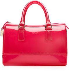 Furla Handbag, Candy Bauletto Satchel.