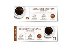 rabatt coupons discount template coffee coupon discount template by kaisorn on creativemarket Coffee Coupons, Conversational English, Newsletter Design, Retail Logo, Discount Coupons, Hello Spring, Spring Sale, Coffee Cafe, Banner Template
