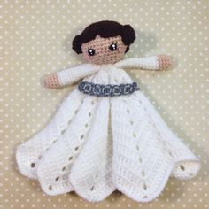 I have a MASSIVE ADDENDUM to my previous post for the Princess Leia Pattern . It looks the same as the rebel version of the very talented ...