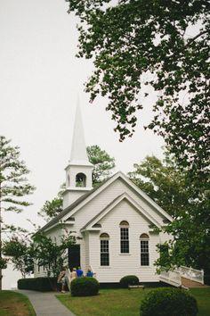 Church on Sunday.