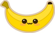 Kawaii Banana