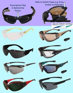 d296aa33e369eb Prescription Sports Glasses for Men   Women