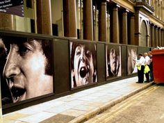 The Hard Days Night Hotel in Liverpool, England.. My dream hotel!! Especially the John Lennon suite!!