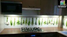 Znalezione obrazy dla zapytania panele szklane z grafiką do kuchni