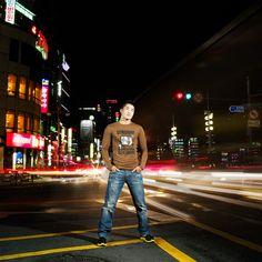 Korea commercial corporate head shot portrait photographer