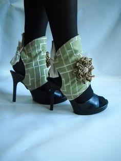 Spats by J Souza   ref gl3s Elegance in  Lime Green by joelmasouza