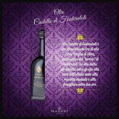 "OLIO CASTELLO di FONTERUTOLI - Castello di Fonterutoli Oil is an extraordinary Extra Virgin Olive Oil Cru. Thanks to the combination of olive grove care, manual harvesting and oil extraction within two hours it is the quintessence of the Fonterutoli ""terroir"". @marchesimazzei #winegallery #marchesimazzei #fonterutoli #wine #tuscany #winelovers"