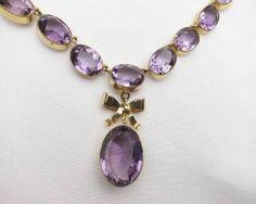 victorian-amethyst-necklace