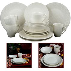 Elama\u0027s Ivory Terrace offers you the traditional elegant quality of high end dinnerware with a new age Tuscan feel. The texture adds to the overall ...  sc 1 st  Pinterest & STARFRIT 094241-006-0000 Wine Saver with 2 Stoppers. Ergonomic ...