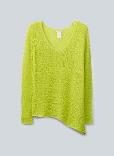 Talula Avenue A Sweater, on sale now at Aritzia.com. #lime