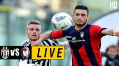 Juventus vs Crotone LIVE - May 21, 2017 Watch Football, Football Match, Italian League, Juventus Stadium, Match Highlights, Soccer Ball, Live, Sports, Hs Sports