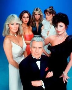 Dynasty. I remember this being on at my Nanny's house.