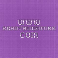 www.readyhomework.com