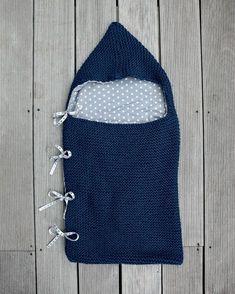 Free pattern: knitting an angel's nest Crotchet Patterns, Knitting Patterns Free, Baby Knitting, Sewing Patterns, Free Pattern, Sewing Kids Clothes, Baby Sewing, Crochet Shoes, Knit Crochet