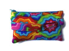 EpiPen Case with Straps and Clip Epi Pen Holder by TheFuzzyStitch