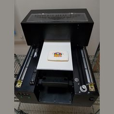 Direct To Cake Edible Printer Edible Ink Printer, Commercial Ovens, Cupcake Mold, Wafer Paper, Unique Cakes, Edible Cake, Printers, Printing Services, Cake Decorating
