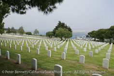 Point Loma, Fort Rosecrans National Cemetery, San Diego, California (SD) | by CitizenOfThePlanet