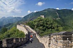 Beijing China (Great Wall)