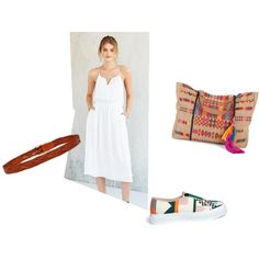 Sunday Funday 6.7.15 by theyoungcontemporary on Polyvore featuring polyvore, fashion, style, Alice Ritter, MSGM, Warehouse, ootd and sundayfunday