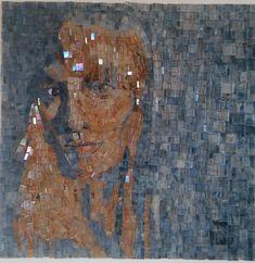Veny, glass mozaic