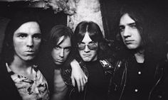 Iggy and the Stooges: The Michigan-born band was originally comprised of Iggy Pop (real name James Newell Osterberg), Dave Alexander, and br. Iggy Pop, Iggy And The Stooges, Image Rock, Band Of Brothers, Thing 1, Rockn Roll, Ringo Starr, Post Punk, Pop Rocks