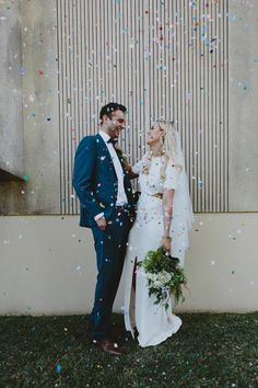 Top 10 weddings of 2016 - Modern Sydney wedding by Willow & Co Photography