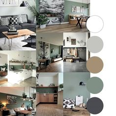 Moodboard for a cool and warm design with natural elements. The graph… - home accessories - Moodboard for a cool and warm design with natural elements. The graph Moodboard for a cool and warm - Home Living Room, Interior Design Living Room, Living Room Decor, Interior Livingroom, Kitchen Interior, Office Interior Design, Office Interiors, Interior Colors, Room Colors
