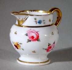 A Chamberlain's Worcester miniature Jug, Circa 1820