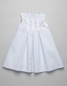 BLUE BABY LONG DRESS | Boy-and-Girl | Baby Clothes | Online Shop | Neck Baby Girl Dresses Diy, Little Girl Dresses, Baby Dress, Girls Dresses, Baby Clothes Patterns, Girl Dress Patterns, Baby Clothes Online Shopping, Baby Frocks Designs, Boys And Girls Clothes