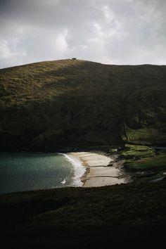 Keem Bay, Achill Island, Ireland. Photo by Beth Kirby