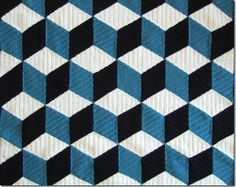 @ Sols(tr)ikke - free pattern and great tutorial for Isometric