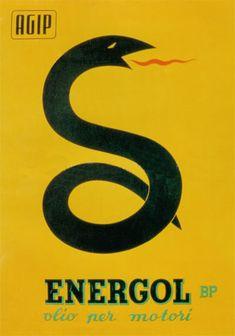 ✔️ Agip Energol - Anni '50