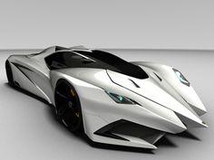 Student created this crazy Lamborghinis concept...businessinsider