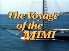 The Voyage of the Mimi...great PBS show in the 80s. Just realized Ben Affleck was in it!!