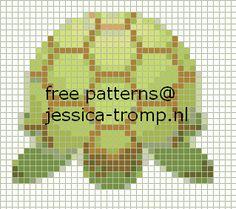 78 Free cross stitch designs turtles stitchingcharts borduren gratis borduurpatronen schildpadden kruissteekpatronen
