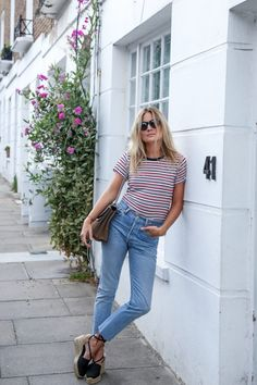 How to Make Mom Jeans Look Cool   StyleCaster