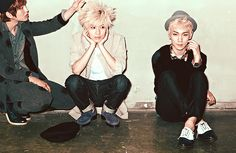 Onew, Taemin and Key